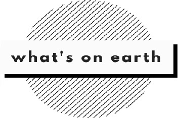 What's on Earth